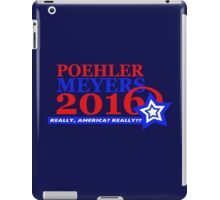 Poehler/Meyers 2016 iPad Case/Skin