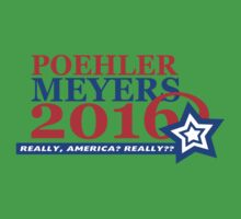 Poehler/Meyers 2016 Kids Clothes