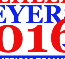 Poehler/Meyers 2016 Sticker