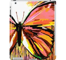 A Butterfly So Pink iPad Case/Skin