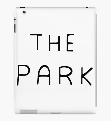 The Park iPad Case/Skin