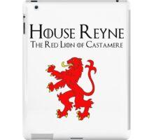 House Reyne of Castamere Emblem iPad Case/Skin