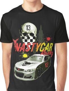Nastycar Racing Team Graphic T-Shirt