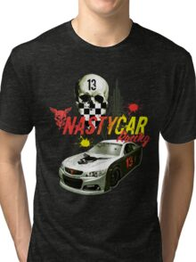 Nastycar Racing Team Tri-blend T-Shirt