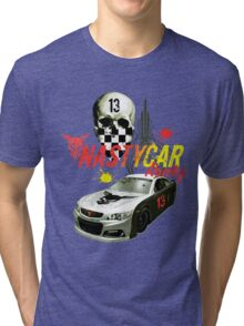 Nastycar Racing Team Tri-blend T-Shirt