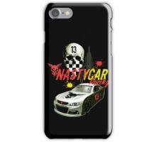 Nastycar Racing Team iPhone Case/Skin