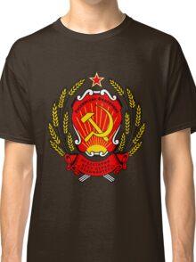 CCCP coat of arms Classic T-Shirt