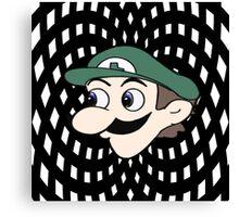 Hypnotic WeeGee Canvas Print