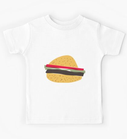 Cheeseburger With No Cheese Please Kids Tee