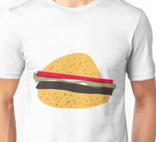 Cheeseburger With No Cheese Please Unisex T-Shirt