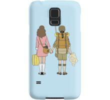 Moonrise Kingdom - Suzy & Sam Samsung Galaxy Case/Skin
