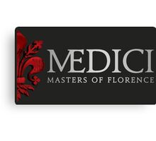 Medici Masters of Florence Canvas Print