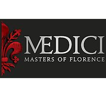 Medici Masters of Florence Photographic Print