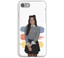 camila cabello paint iPhone Case/Skin