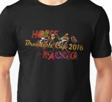 Horse Racing Breeders Cup 2016 Design on Apparel & Gifts Unisex T-Shirt