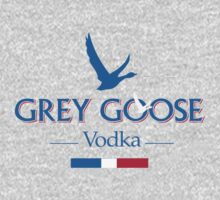 Grey Goose One Piece - Long Sleeve