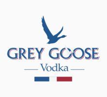 Grey Goose One Piece - Long Sleeve