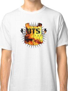 BTS Fire Logo Classic T-Shirt