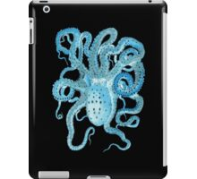 Blue Octopus iPad Case/Skin