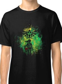 Legend of Zelda - Hyrule Warrior Classic T-Shirt