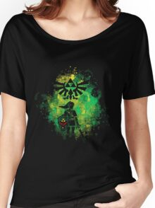 Legend of Zelda - Hyrule Warrior Women's Relaxed Fit T-Shirt