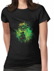 Legend of Zelda - Hyrule Warrior Womens Fitted T-Shirt