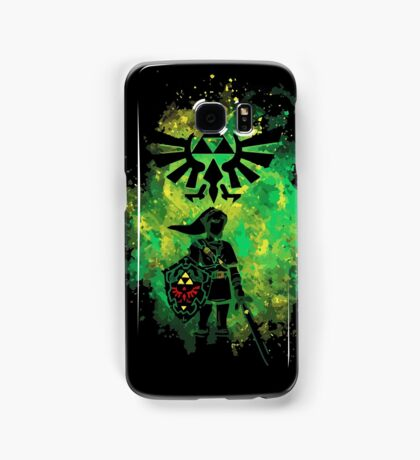 Legend of Zelda - Hyrule Warrior Samsung Galaxy Case/Skin