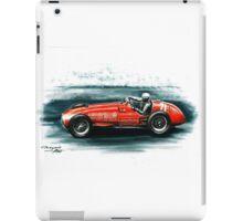 1951 Ferrari 375 F1 iPad Case/Skin