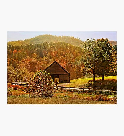 Rural Appalachia  Photographic Print