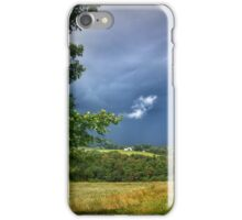 Storm Sunday iPhone Case/Skin