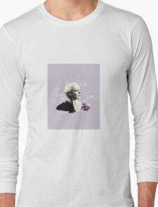 Liar, Mary Morstan  Long Sleeve T-Shirt