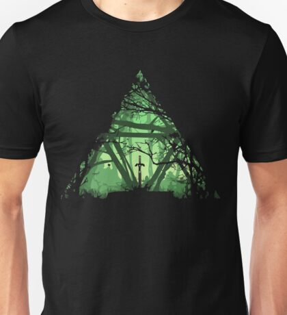 Legend of Zelda - Triforce Unisex T-Shirt