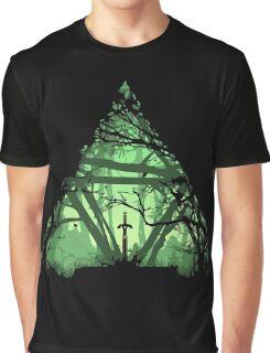 Legend of Zelda - Triforce Graphic T-Shirt