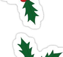 Christmas Theme Sticker