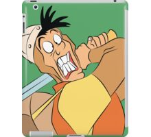 Dirk the Daring from Dragon's Lair iPad Case/Skin