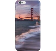 Dusk In The Bay iPhone Case/Skin
