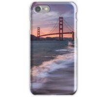 Dusk In The Bay iPhone Case/Skin