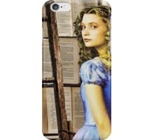 Go Ask Alice iPhone Case/Skin