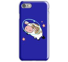 Space Cow iPhone Case/Skin