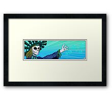 From Beneath It Called Framed Print