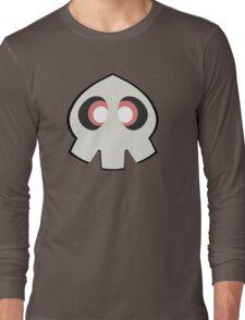 Ghost Mask Long Sleeve T-Shirt
