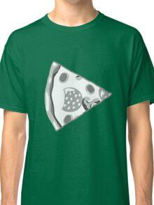 """pizza part """"design couple"""" Classic T-Shirt"""