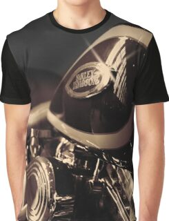 Harley Davidson Graphic T-Shirt