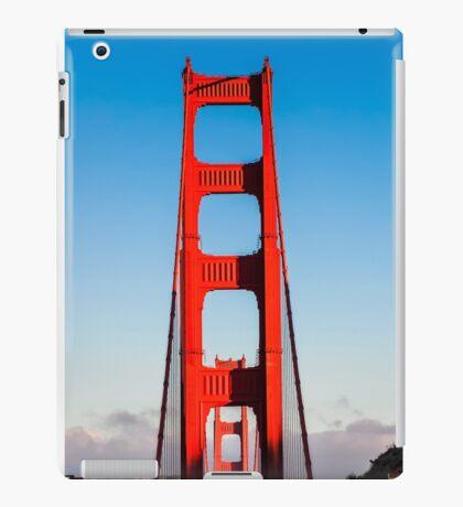 Golden Towers iPad Case/Skin