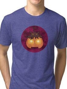 Pumpkaboo Tri-blend T-Shirt