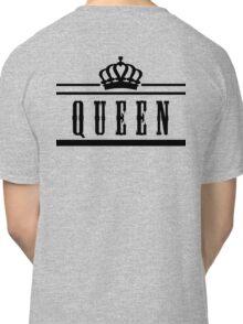 "queen ""Design Couple"" Classic T-Shirt"