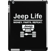 Jeep tshirt funny iPad Case/Skin