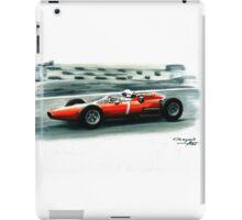 1964  Ferrari 158 F1 iPad Case/Skin