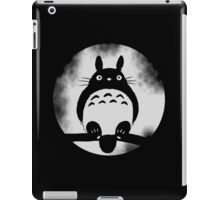 Moonlight Totoro iPad Case/Skin