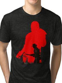 The Cowboy Tri-blend T-Shirt